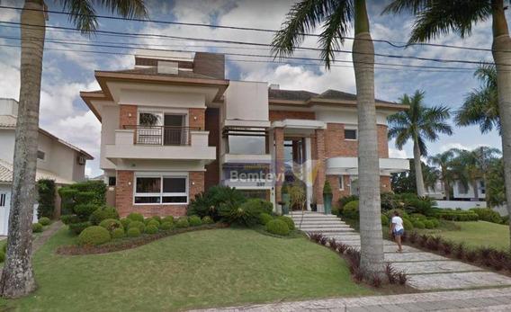 Casa Com 5 Dormitórios À Venda, 842 M² Por R$ 4.912.500,00 - Jurerê Internacional - Florianópolis/sc - Ca2539