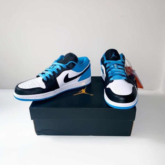 Jordan 1 Low laser Blue