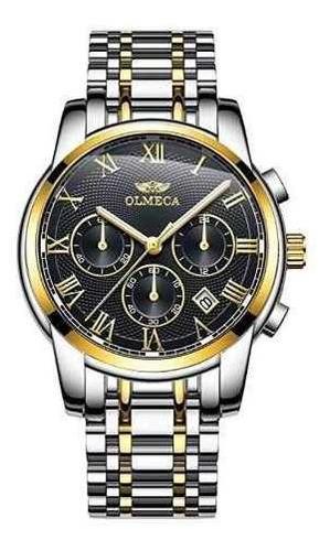 Relógio Masculino Olmeca 6288 - Waterproof - Pronta Entrega