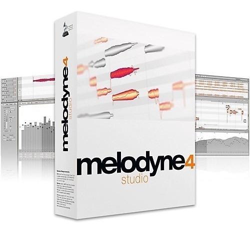 Melodyne 4 Studio 2018 Español- Full Y Permanente- Envio Ya!