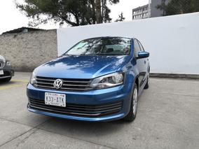 Volkswagen Vento 1.6 Starline Mt 2018credito+garantia!