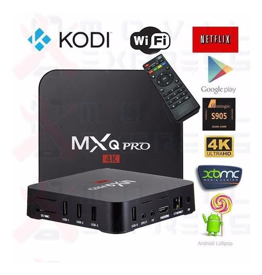 Tv Box Mxq Pro Convierte Tu Tv En Un Dispositivo Android