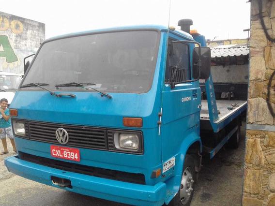 Caminhão 7.90 Guincho Plataforma