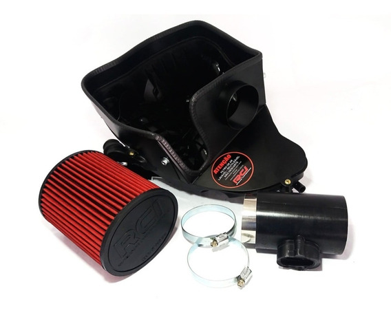 Kit Intake Air Cool Filtro Esportivo Cruze 1.4 Turbo Rci014