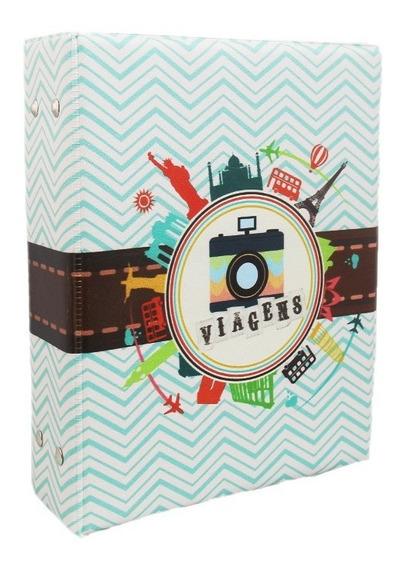 Álbum Fotográfico Viagem 100377 - 500 Fotos 10x15