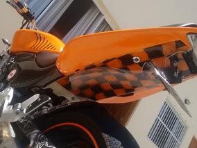 Honda Hornet Cb600 Baixo Km Carburada Impecável Leo Vinci Gp
