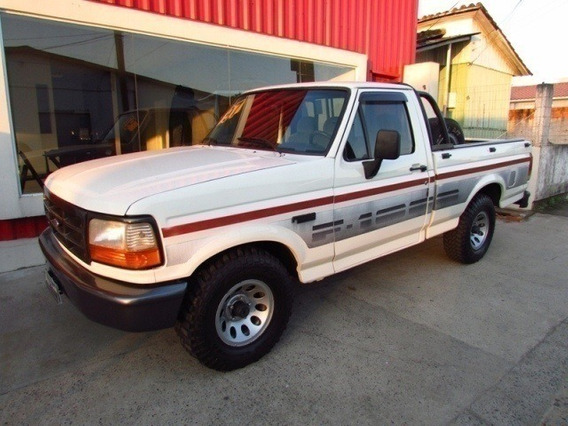 Ford F-1000 2.5 Xl Hsd Branca Cs Diesel 2p Manual 1997
