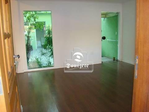 Sobrado Com 3 Dormitórios À Venda, 162 M² Por R$ 749.000,00 - Vila Bastos - Santo André/sp - So3220