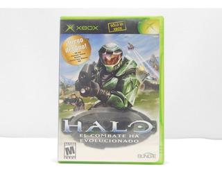 Halo: El Combate Ha Evolucionado - Xbox ¡fisico-usado!