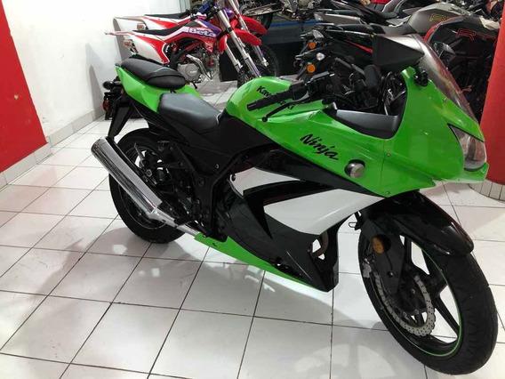 Kawasaki Ninja 250r Financio Y Permuto En Suzukicenter