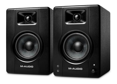 Monitores Activos M-audio De Estudio Bx4 Factura (par) Bx-4