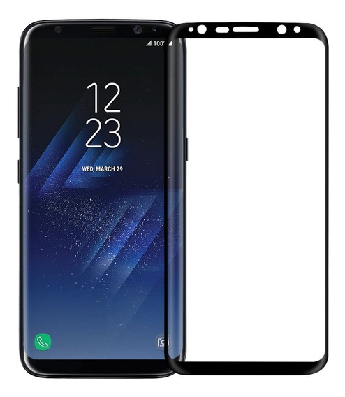 Mica Samsung S8+ Nillkin Mica Cristal Templado 3d Cp+ Max