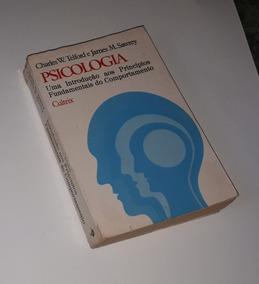 Psicologia - Charles. W. Telford & James M. Swrey