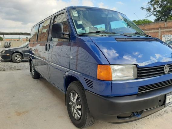 Volkswagen Eurovan 2.5 Minivan T4 Pasajeros 5vel Mt 2003