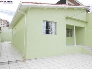 Casa Térrea Com 03 Dorms E 03 Vagas - Mr56619