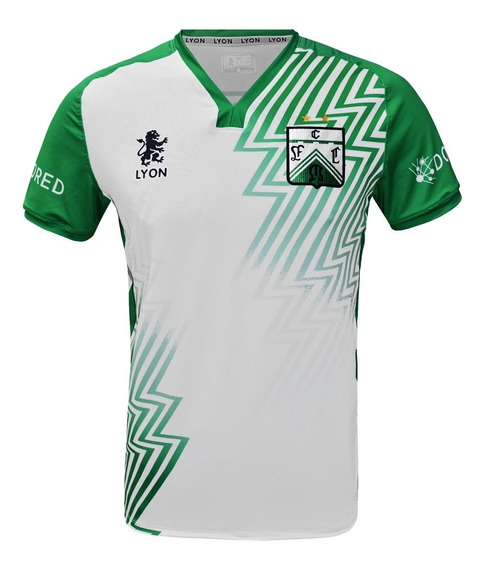 Camiseta Alternativa Ferro Lyon 2020 Original