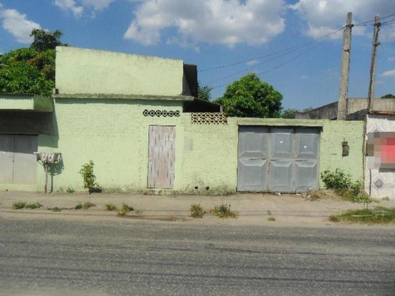 Jardim Nova Era/nova Iguaçu. Terreno Com Casa, Área Livre De 247m². - Ca00448 - 32690400