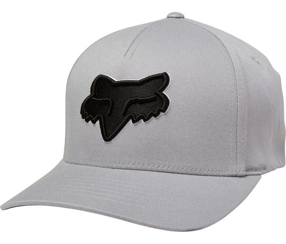 Gorra Fox Epicycle Flexfit Gris Casual Mtb Bmx All Road