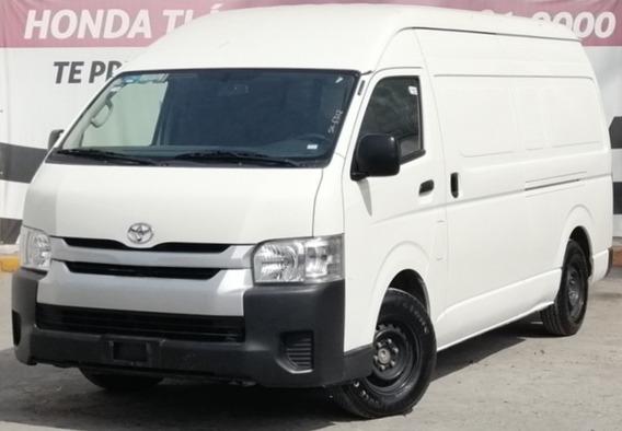 Toyota Hiace Panel 2019