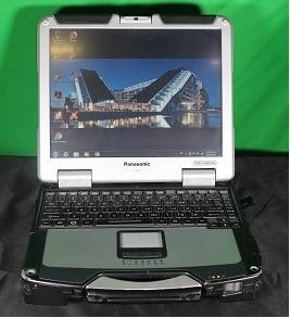 Laptop Panasonic Cf31 Uso Rudo Grad Militar Mitchell Alldata