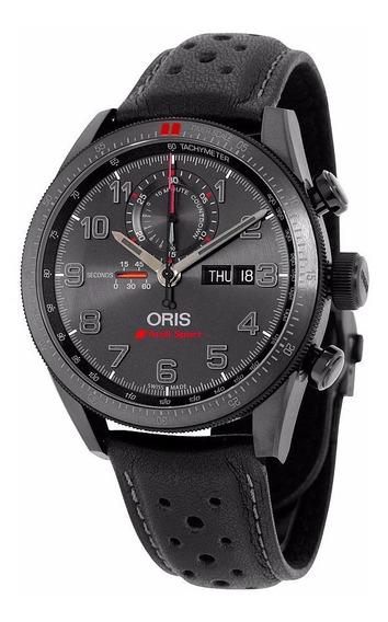 Reloj Oris Artix Gt Audi Sport Mechanic 778-7661-7784set