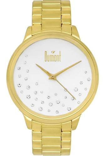 Relógio Feminino Dumont Du2036lsq/k4k Barato Original