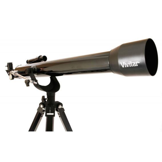 Telescópio Ótico Vivitar Vivtel60700 56x, 168x, 175x E 525x