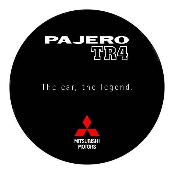 Capa De Estepe Pajero Tr4 The Car, The Legend S35