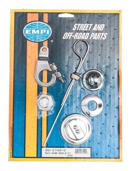 Kit Cromo Motor Basico Empi Fusca Kombi Empi 00-8740-0