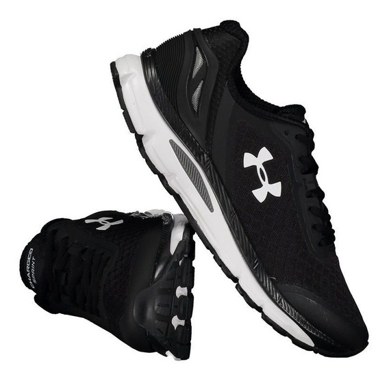 Tênis Under Armour Charged Sprint Preto. Cod 01