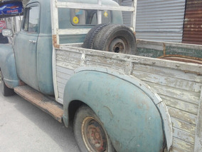 Chevrolet Año 52 Pick Up