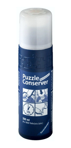 Puzzle Conserver - Conservador Adhesivo 200 Ml Ravensburger