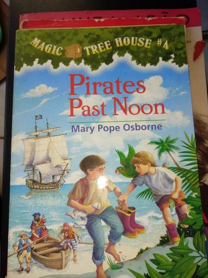 Pirates Past NoonMary Pope Osborne