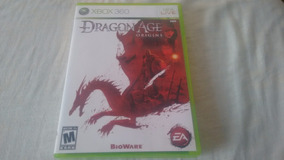Dragon Age Origins - Xbox 360 Game Completo E Original