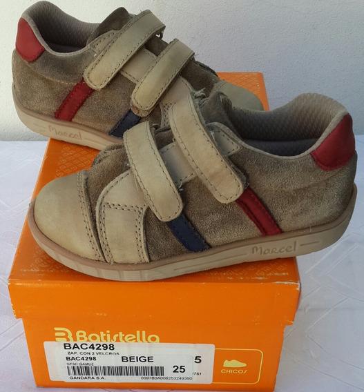 Zapatos Batistella N°25. Impecables