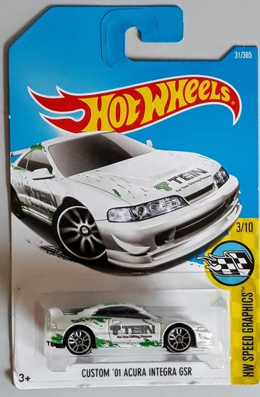 Hot Wheels - Hw Speed Graphics- Custom