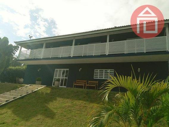 Chácara Residencial À Venda, Chácara Alvorada, Bragança Paulista. - Ch0149