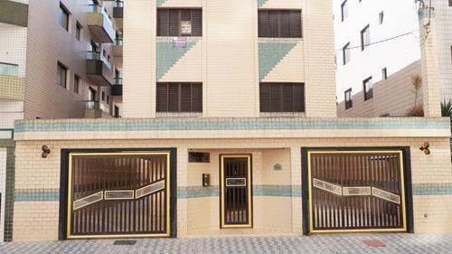 Imagem 1 de 23 de Praia Grande - Vl. Tupi- Litoral Sul- Apartamento 2 Dormitórios, 1 Vaga, 30 Metros Da Orla, Abaixo Do Valor De Mercado! - 17343