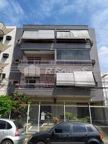 Apartamento Amplo No Condomínio Nova Valqueire - Vvap20696