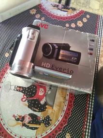 Câmera Filmadora Jvc Hd Everio, Gz-hm445, Full Hd 1920x1080,