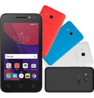 Alcatel Pixi 4 Ot-4034e Colors Dual 3g Tela 4 + 4 Capas 8gb