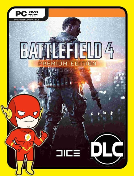 Battlefield 4 Premium Dlc Pc - Origin Key (envio Flash)