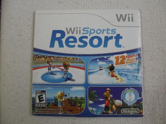 Wii Sports Resort ¬ Original Padrão Americano