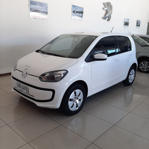Vw Up Move - Año 2016 - 62.000 Km - Impecable