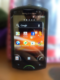 Celular Sony Ericsson Live With Walkman (vivo)