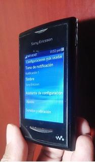 Sony Ericcson W150 Movilnet Detalle Software Se Reinicia
