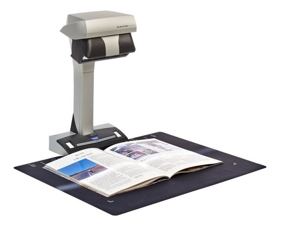 Scanner Fujitsu Scansnap Overhead Sv600