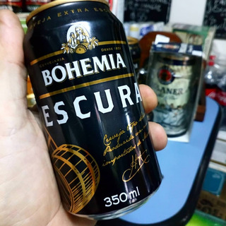 Cerveza Bohemia Escura Importada Brasil ,caballito