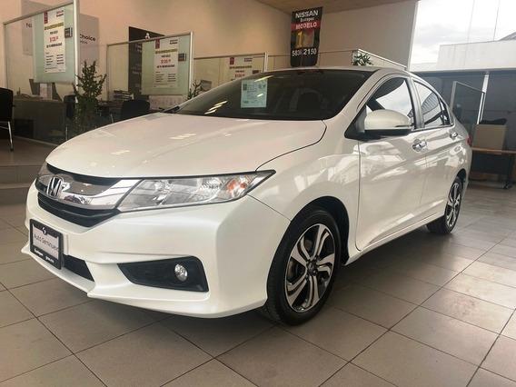 Honda City Ex Cvt 2017 En Excelentes Condiciones