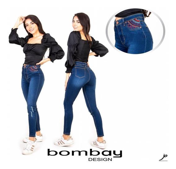 Bonitos Pantalones De Mezclilla Para Mujer Mercadolibre Com Mx